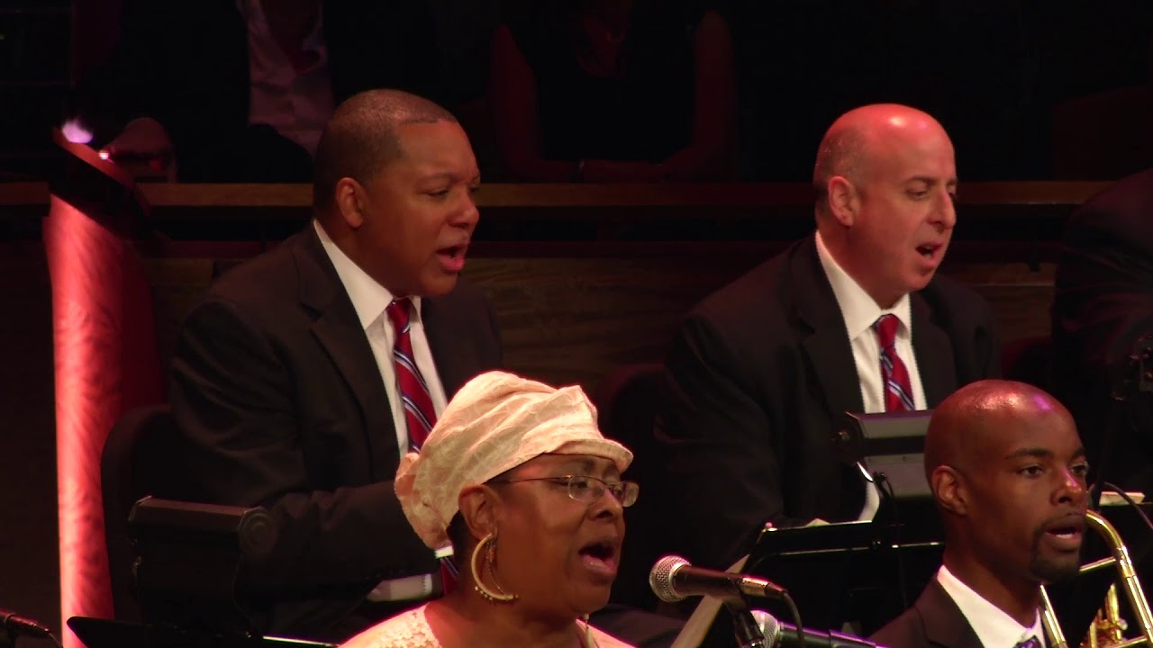 XANGO from Wynton Marsalis's OCHAS - Jazz at Lincoln Center Orchestra with Wynton Marsalis