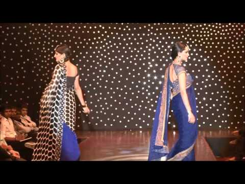 Laxmipati Sarees Fashion Show - Delhi