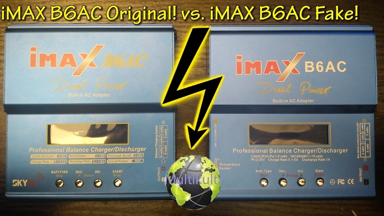 how to tell if the b6ac is a fake