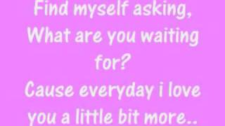 JLS - Love You More LYRICS ON SCREEN.wmv