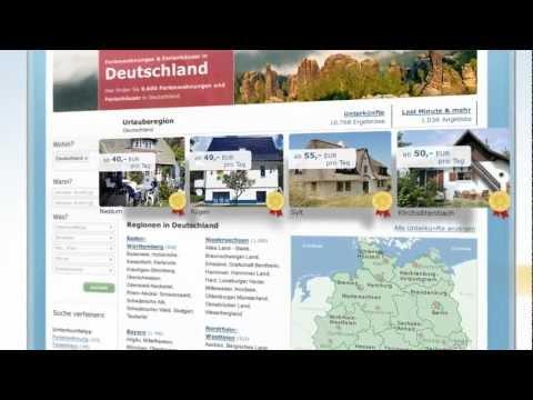 Ferienwohnungen Und Ferienhäuser Günstig Eintragen Und Anbieten Auf Traum-Ferienwohnungen.de