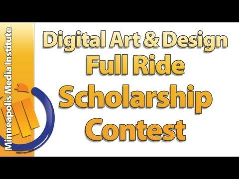 Design School Scholarship Contest - Minneapolis Media Institute