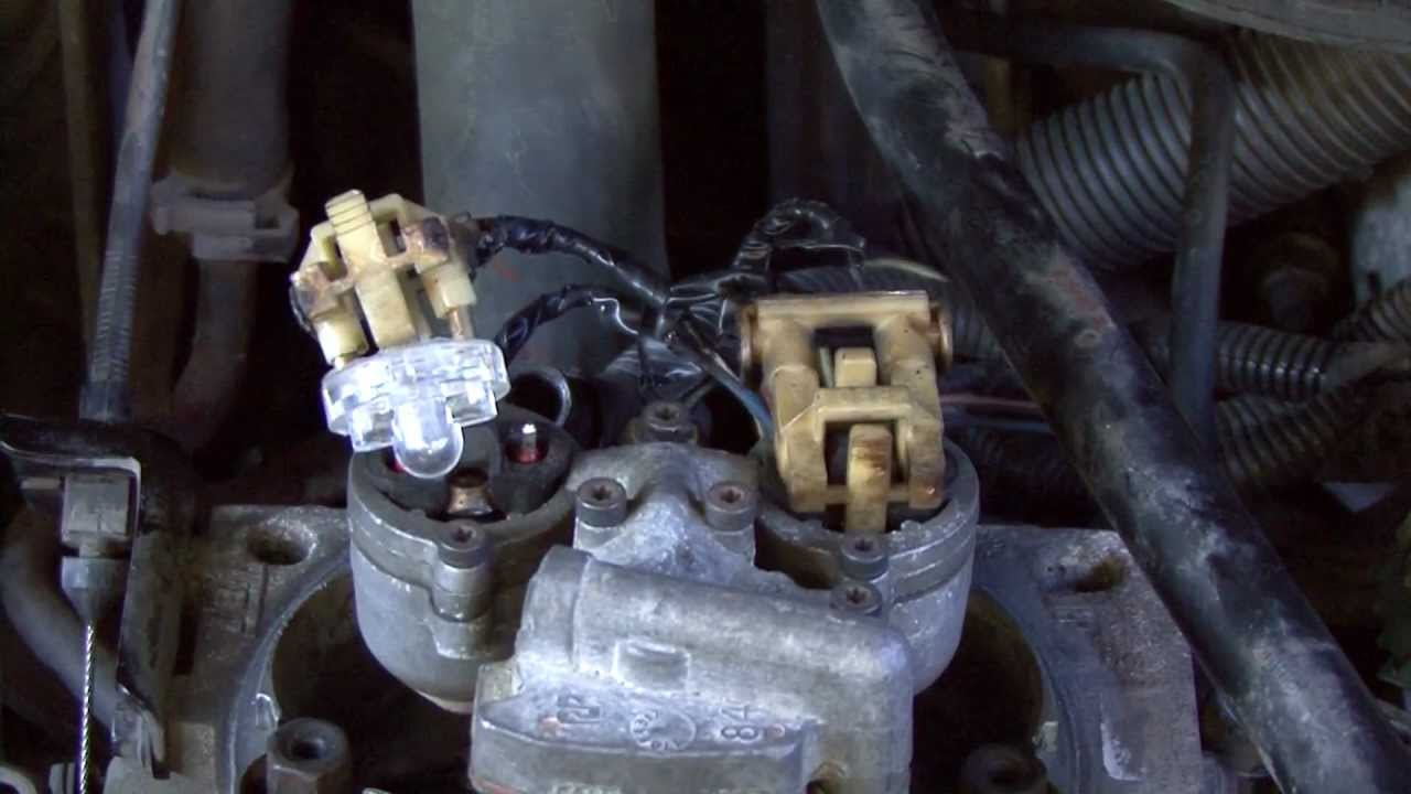 1993 Chevy Truck Fuel Pump Wiring Diagram 2006 Ford Escape Alternator How To Check The Pulse On Your Tbi Youtube