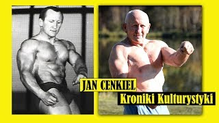 Kroniki kulturystyki. Jan Cenkiel 70-letni mistrz kulturystyki