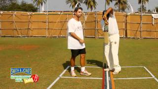 Cricket Practice:Backfoot Defence