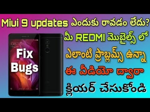 Problems Faced By REDMI MOBILES | Solutions To Fix Problem IN Your Phone | Latest News | Tech Siva