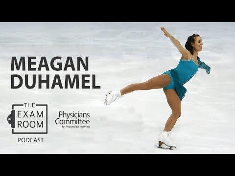 Vegan Olympian Meagan Duhamel Live from PyeongChang!