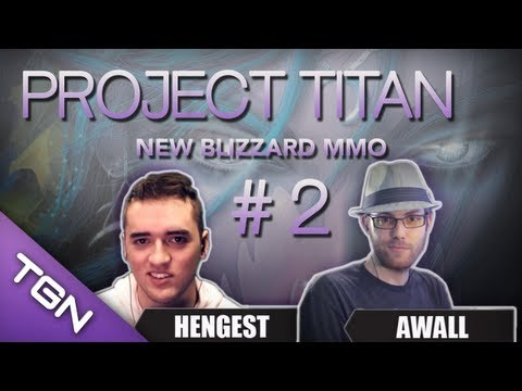 ★ Project Titan #2: New Blizzard MMO - F2P or Subscription?
