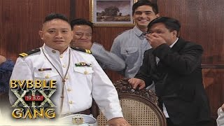 'Bubble Gang' Bloopers: 'Heneral Luna' spoof