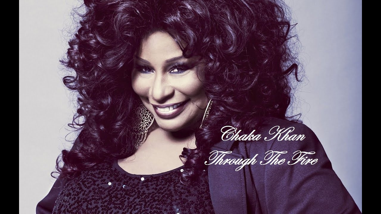chaka khan through the fire pdf