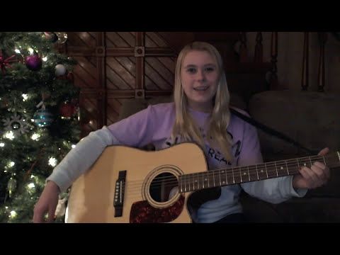 Carrie Underwood- Little Toy Guns (cover)
