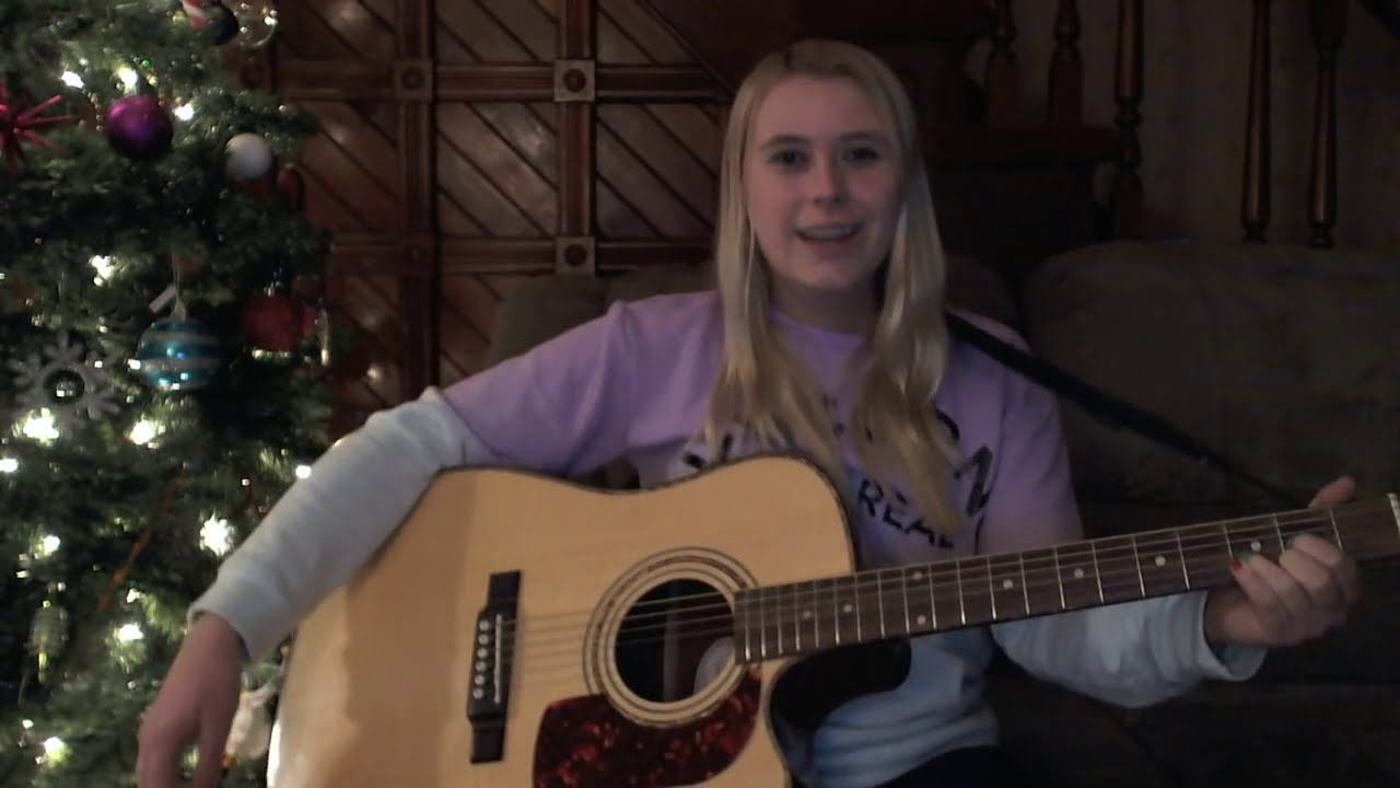 Carrie underwood little toy guns cover youtube