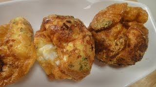 Egg Muffins With Potato And Salami  | Sanjeev Kapoor Khazana