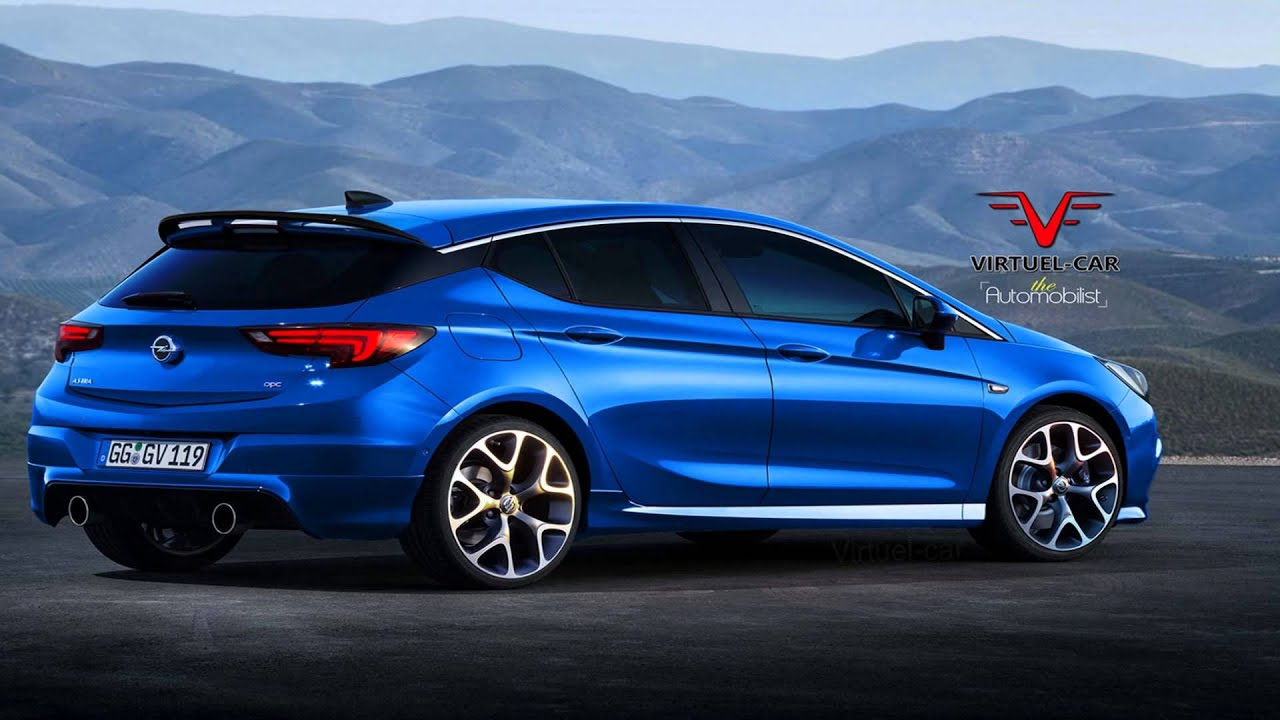 opel astra 2017 gtc car specs performance show youtube