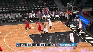 Highlights: Jake Layman (23 points)  vs. the Nets, 2/1/2017