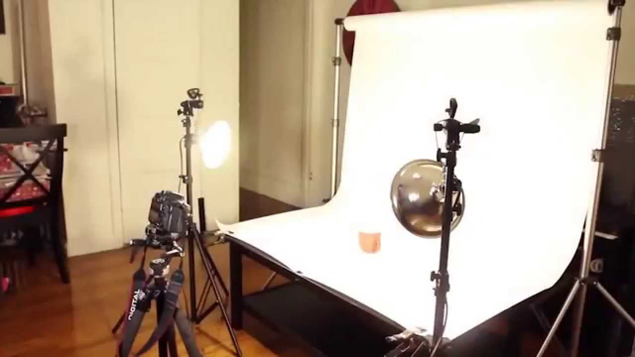 How to Use Clamp Lights for Better Product Photography - YouTube for Lamp Product Photography  55dqh