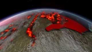 Supervolcanoes - Fulldome Trailer