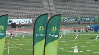 Belgian Athletics Championship Outdoor 2013