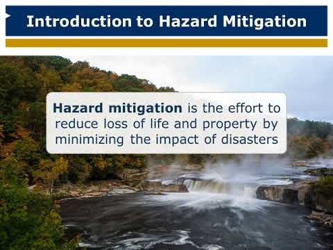 Housing and the State Hazard Mitigation Plan