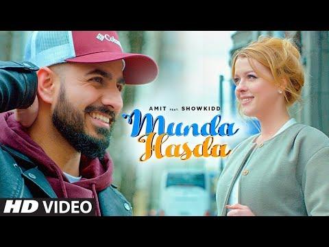 New Punjabi Song 2019 Munda Hasda | Amit Feat Showkidd, Dhruv Yogi | Latest Punjabi Songs 2019