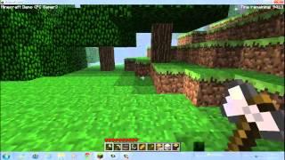 Minecraft Survival 1 - Minecraft Pc Gamer (demo)