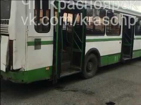 На Белинского водитель автобуса высадил пассажирку и тут же сбил ее на обочине