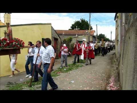 Procissão Espírito Santo 2011. Castanheira do Vouga.