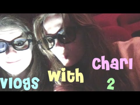 Vlogs With Charl / 2 / CINEMA + SHOPPING / ItsIssie