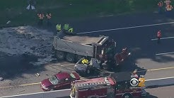 Deadly Accident Involving Dump Truck On Route 78