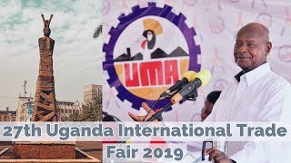 Celebrating Independence At Uganda's Biggest Trade Fair 2019 | UMA Trade Fair