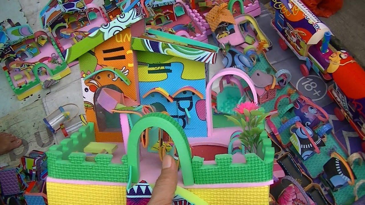 46 Gambar Rumah Bertingkat Ada Kolam Renang HD