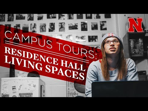 Bed, Bath, and Beyond–Traditional Residence Hall Tour