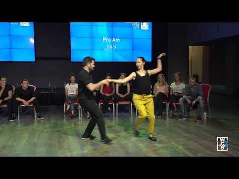 #uaopen   ProAm Finals: Anastasiia Babakhan & Ben Morris   Ukrainian Open  2019 #WCS
