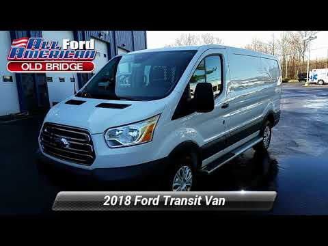 eb16e03fb1 Used 2018 Ford Transit Van T250