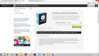Symfony2 Tutorial 1   Installation & Configuration