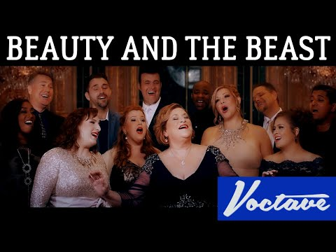 Voctave - Beauty and the Beast featuring Sandi Patty