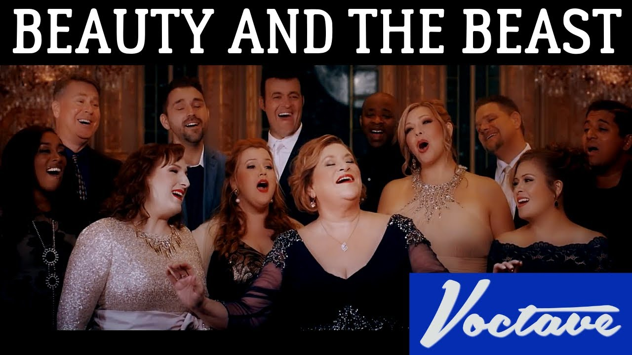 Voctave - Beauty and the Beast featuring Sandi Patty - YouTube