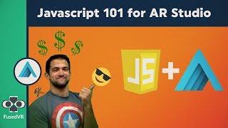 101 Javascript ve Artırılmış Gerçeklik - AR Yapı Stüdyo Kamera Efektleri Öğretici