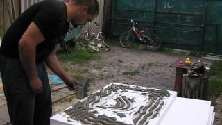видео Как сделать плиточный клей своими руками. Способы самостоятельного приготовления клея для плитки