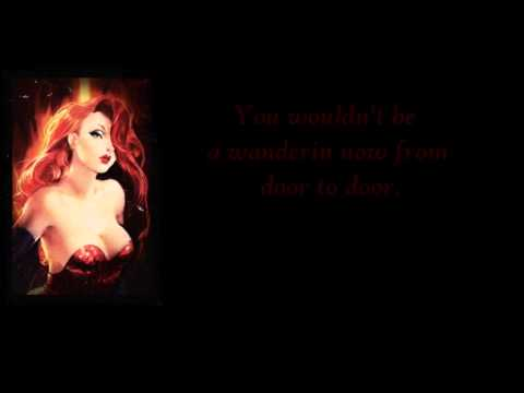 Jessica Rabbit - Why don't you do right -Lyrics