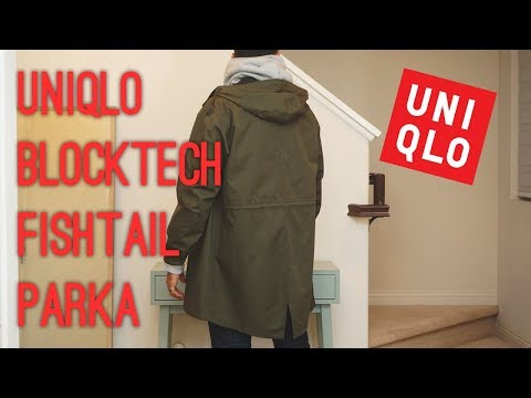 Uniqlo Blocktech Fishtail (M51) Parka Overview