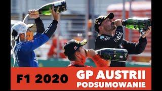 F1 - PODSUMOWANIE GP AUSTRII