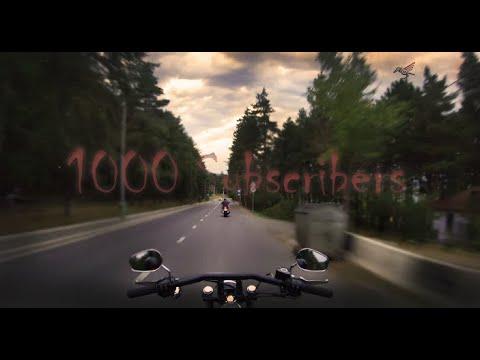 1000 Subscribers / დანილენდი / Kazuxa films 4k