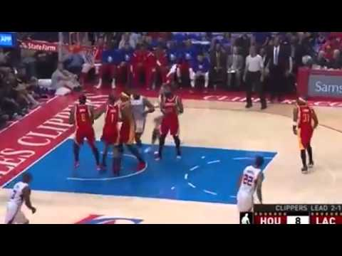 LA Clippers Top Games July 2015 - Houston Rockets vs LA Clippers Game 2 Highlights May 2015