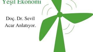 Yeşil İklim Yeşil Ekonomi: Doç  Dr  Sevil Acar Sorularımızı cevaplıyor