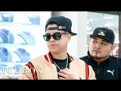 J Alvarez Brings The Money Gang To Icebox!