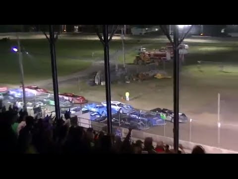 NDRL Northeast Late Model Feature | Little Valley Speedway | 5-25-14