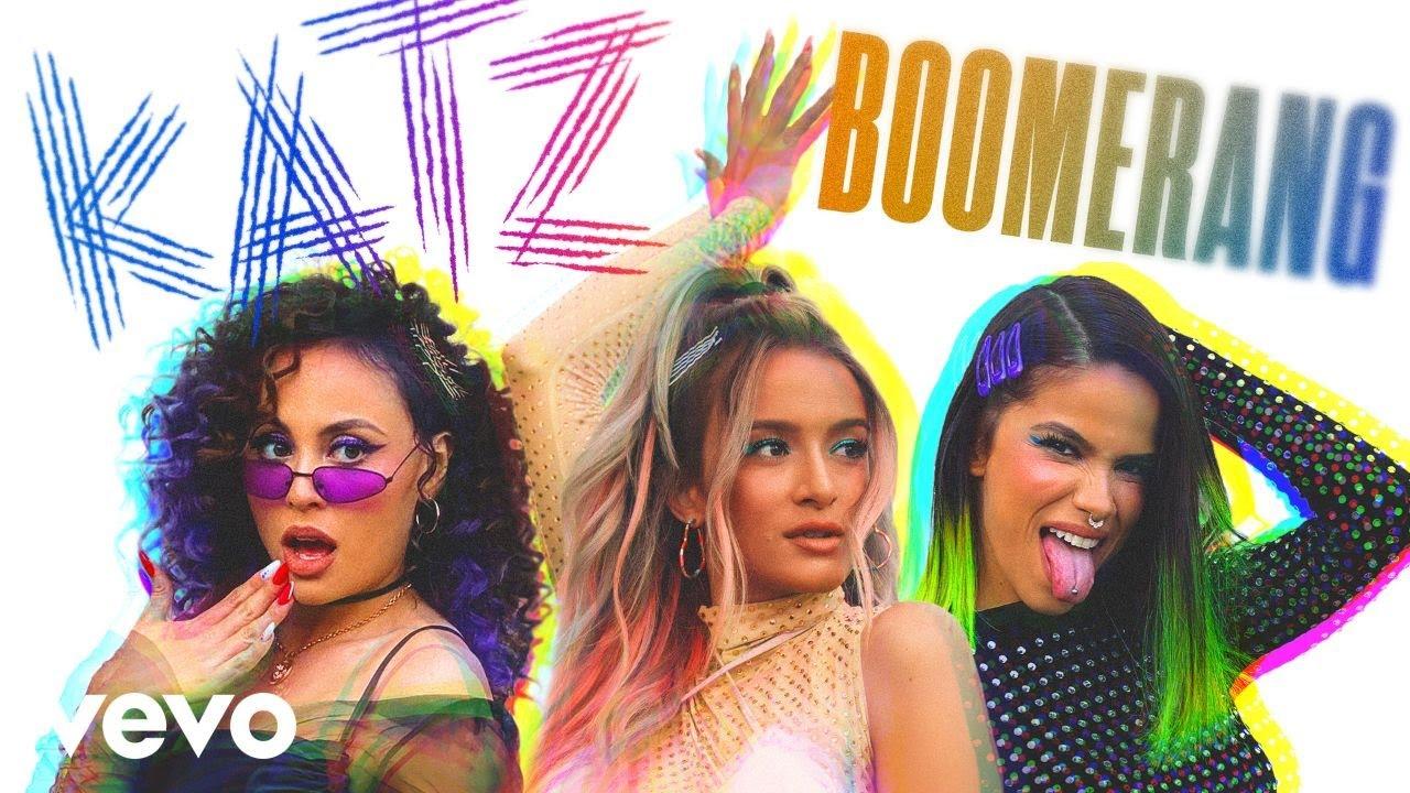 KATZ - Boomerang