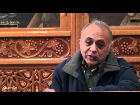 Fr. Pishoy Kamel & St. Mark's Church History (Arabic) - Nabil Ishak