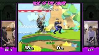 Rise of the Grime 11 Melee Singles Raw File